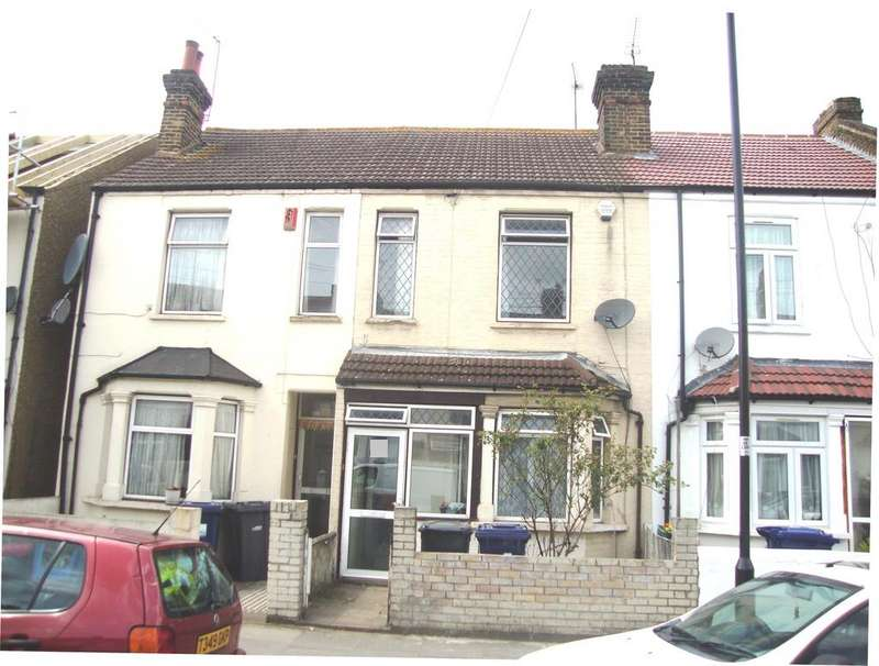 3 Bedrooms Terraced House for rent in Sussex Road