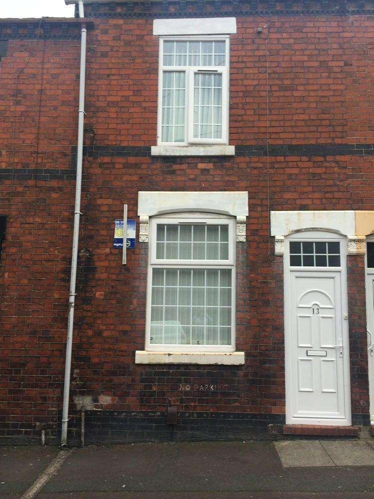 3 Bedrooms House for sale in GORDON STREET, STOKE ON TRENT, STAFFORDSHIRE ST6