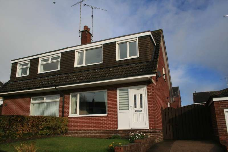 3 Bedrooms Semi Detached House for sale in Eagle View, Aston, Sheffield S26