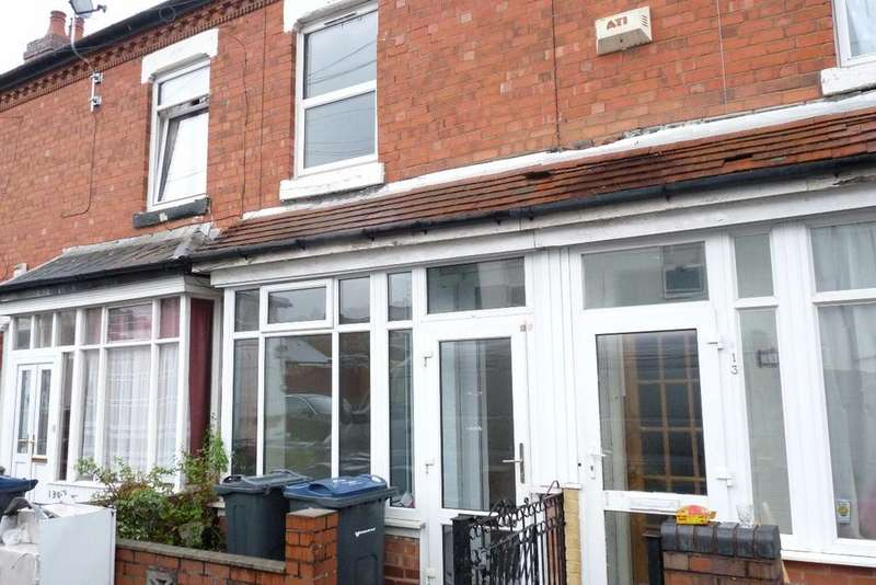 3 Bedrooms Terraced House for sale in TENBY ROAD