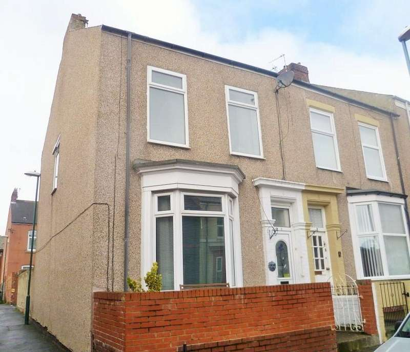 2 Bedrooms House for sale in Pollard Street, South Shields