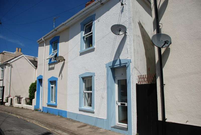 2 Bedrooms End Of Terrace House for sale in 2 Milton Place, Bideford EX39