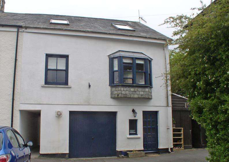 4 Bedrooms End Of Terrace House for sale in Fore Street, Moretonhampstead TQ13