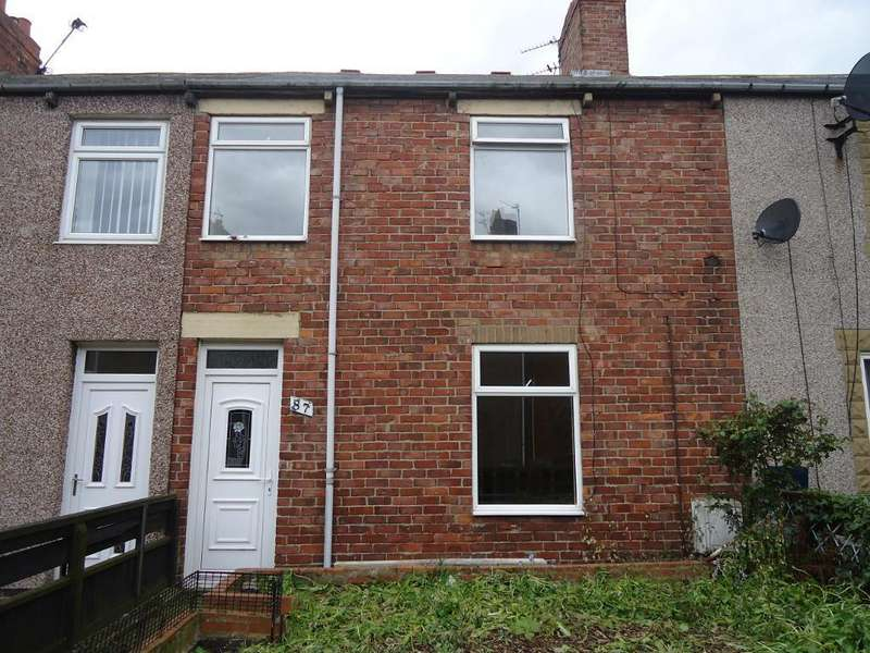 3 Bedrooms Terraced House for rent in Poplar Street, Ashington, Northumberland, ne63 0at