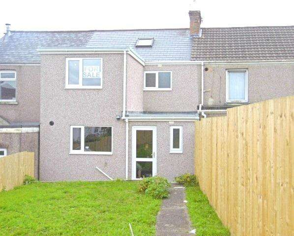 3 Bedrooms Terraced House for sale in West Street, Aberkenfig, Bridgend CF32