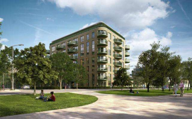 1 Bedroom Flat for sale in Ottley Drive, Kidbrooke Village SE3