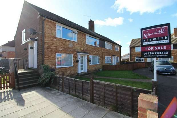 2 Bedrooms Maisonette Flat for sale in Ludlow Road, Lower Feltham, Middlesex