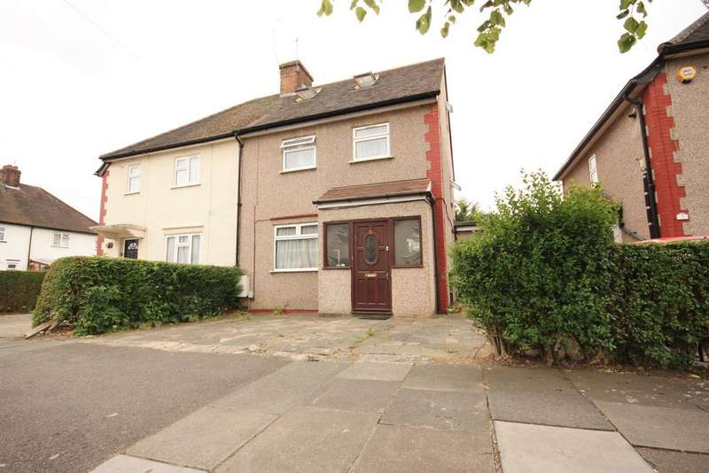 6 Bedrooms Semi Detached House for sale in May Gardens, Alperton, Middlesex HA0