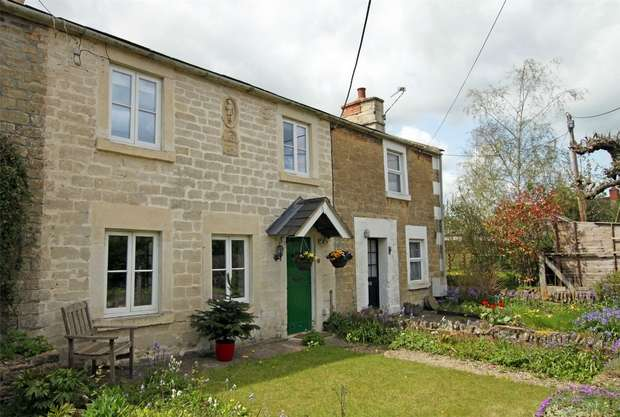 2 Bedrooms Cottage House for sale in 357 The Walk, Holt, Wiltshire