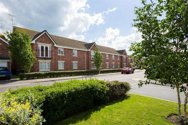 2 Bedrooms Apartment Flat for sale in Moat Way, Brayton