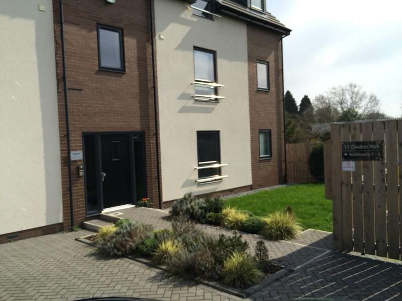 2 Bedrooms Serviced Apartments Flat for rent in Hainsworth Park, Hall Road, Hull HU6