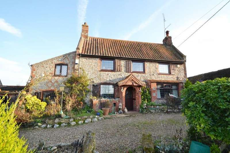 4 Bedrooms Detached House for sale in Cley-Next-The-Sea, Holt