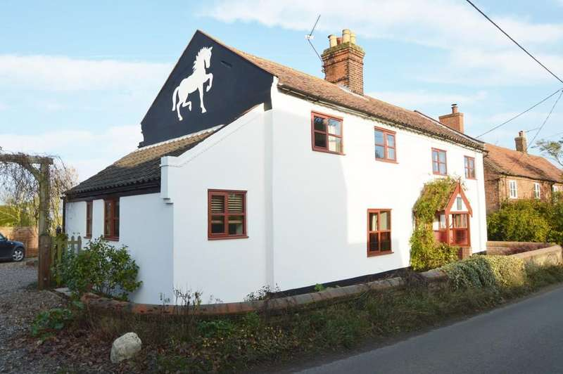 5 Bedrooms Detached House for sale in White Horse Common, North Walsham
