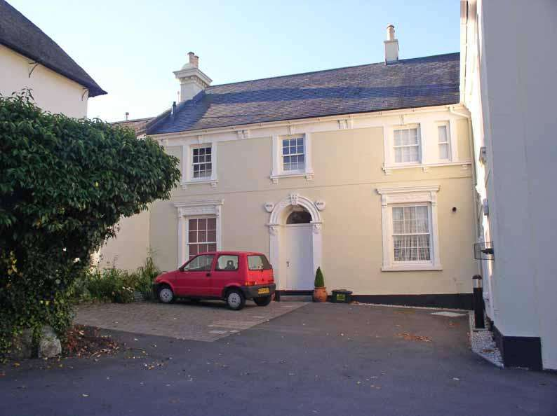 1 Bedroom Ground Flat for sale in Moorlands, Mill Street, Chagford TQ13