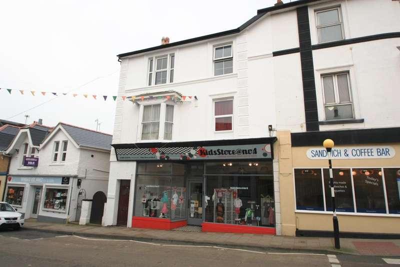 4 Bedrooms Triplex Flat for sale in High Street, Sandown PO36