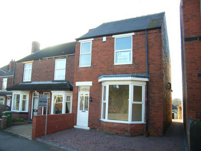4 Bedrooms Detached House for sale in 230 Old Road, Chesterfield S40