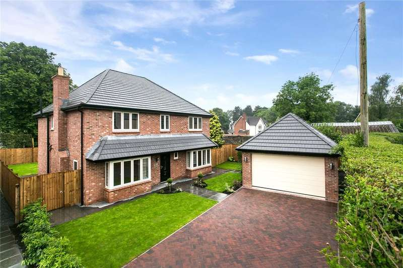 5 Bedrooms Detached House for sale in Rowan House, 4 Homelands Court, Walker Lane, Fulwood, Preston