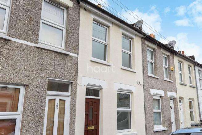 2 Bedrooms Terraced House for sale in Boulogne Road, Croydon, Surrey CR0