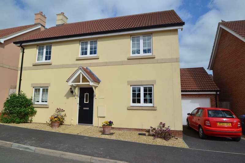 4 Bedrooms Detached House for sale in Old Sarum