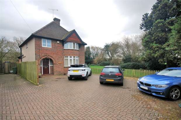 4 Bedrooms Detached House for sale in London Road, Wendover, Buckinghamshire