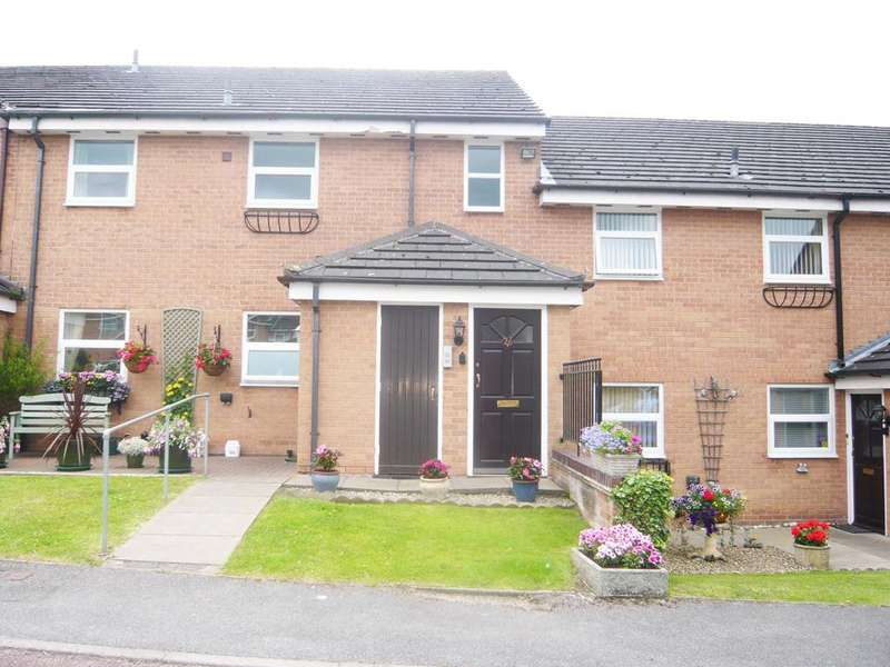 2 Bedrooms Retirement Property for sale in Whetstone, Winterburn Gardens LE8