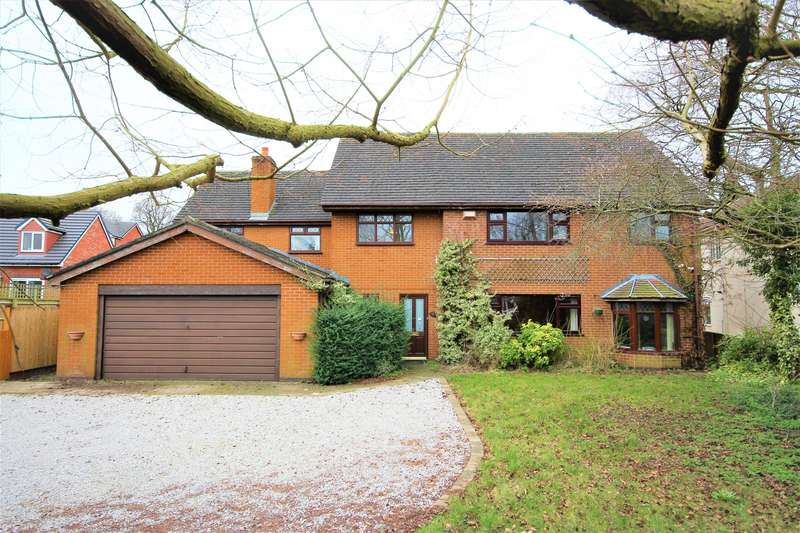 5 Bedrooms Detached House for sale in Marsh Lane, Nantwich, CW5