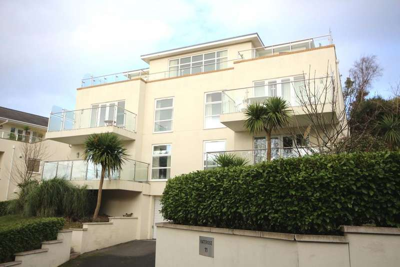 2 Bedrooms Flat for sale in 11 Durrant Road, Lower Parkstone, Poole BH14