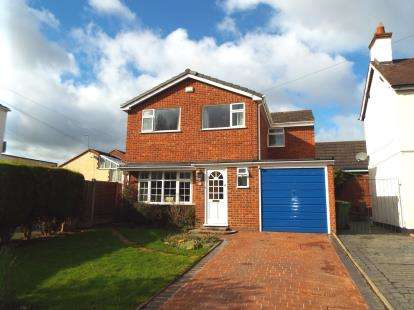 4 Bedrooms Detached House for sale in Hednesford Street, Cannock, Staffordshire