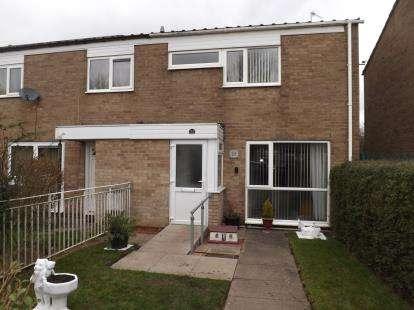 3 Bedrooms End Of Terrace House for sale in Gravel Bank, Birmingham, West Midlands