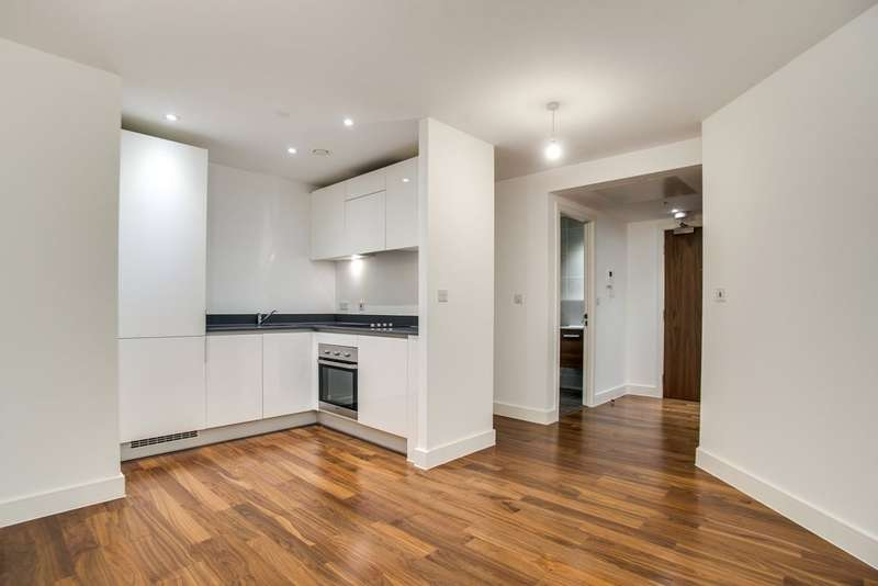1 Bedroom Flat for sale in Hagley Road, Edgbaston, B16 8HS