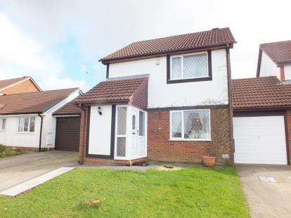 3 Bedrooms Detached House for sale in Blackthorn Croft, Clayton-Le-Woods, Chorley, Lancashire