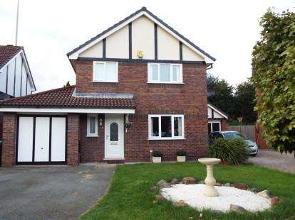 4 Bedrooms Detached House for sale in Steventon, Runcorn, Cheshire, England