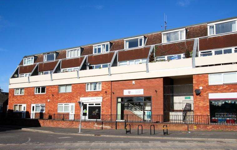 2 Bedrooms Apartment Flat for sale in Quantock House, North Petherton, Bridgwater TA6
