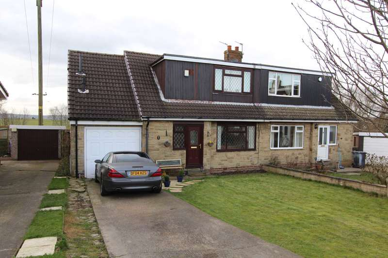 4 Bedrooms Semi Detached House for sale in Hillcrest Mount, Scholes