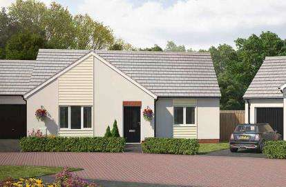 2 Bedrooms Bungalow for sale in Church Road, Shortlanesend, Truro