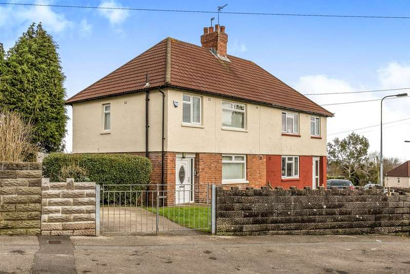 3 Bedrooms Semi Detached House for sale in Llewellyn Avenue, Cardiff