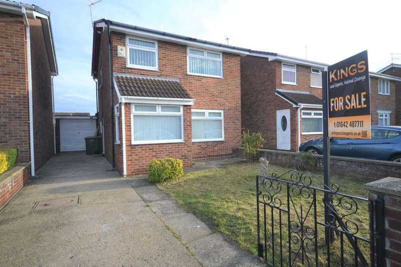 3 Bedrooms Detached House for sale in Fulmerton Crescent, Redcar TS10