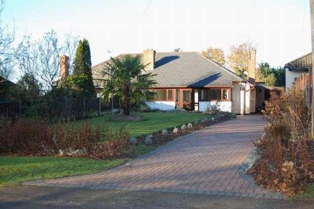 3 Bedrooms Semi Detached Bungalow for sale in Coton Road, Guilsborough, Northampton NN6 8RD