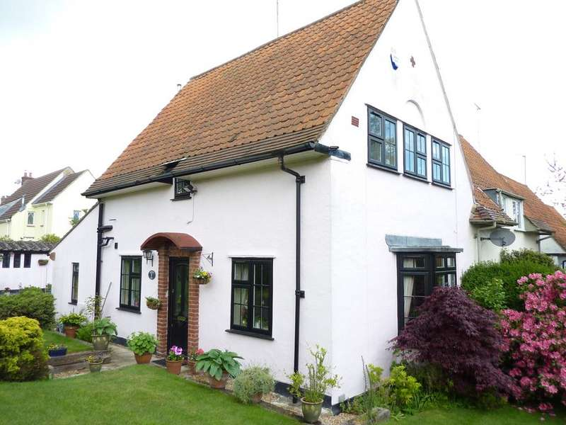 3 Bedrooms Cottage House for sale in Gobions Way, Little Heath, Potters Bar EN6