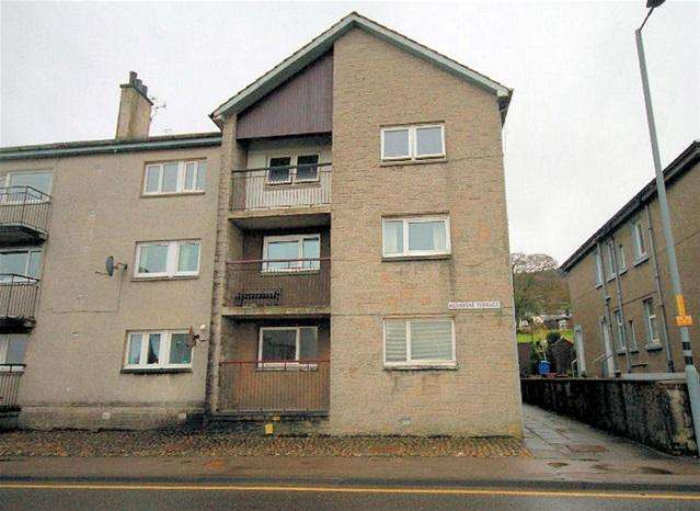 1 Bedroom Flat for sale in 2 Hermione Terrace, Chalmers Street, Ardrishaig, PA30 8HA