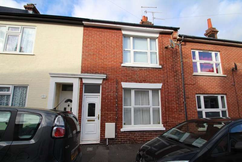 2 Bedrooms Terraced House for sale in Elm Road, Portslade, East Sussex, BN41 1SA