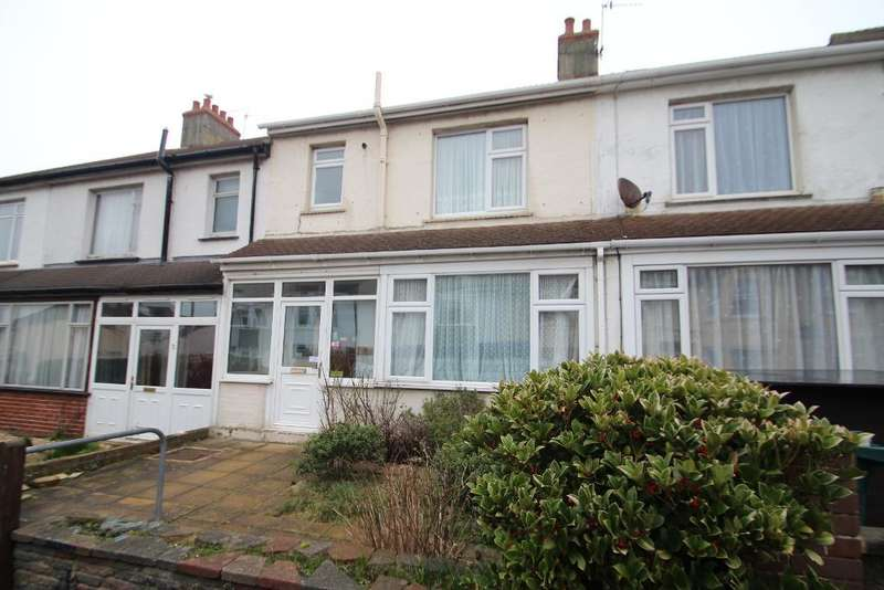 3 Bedrooms Terraced House for sale in St. Andrews Road, Portslade, East Sussex, BN41 1DE