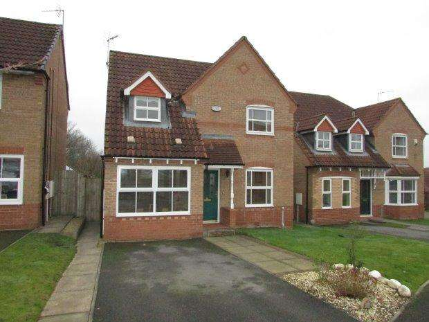 3 Bedrooms Detached House for sale in VAN MILDERT CLOSE, BISHOP AUCKLAND, BISHOP AUCKLAND