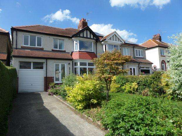 4 Bedrooms Semi Detached House for sale in STATION ROAD, SEDGEFIELD, SEDGEFIELD DISTRICT