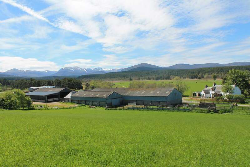 4 Bedrooms Farm Land Commercial for sale in Nethy Bridge PH25