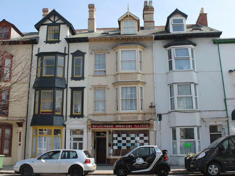 5 Bedrooms Terraced House for sale in North Parade, Aberystwyth SY23