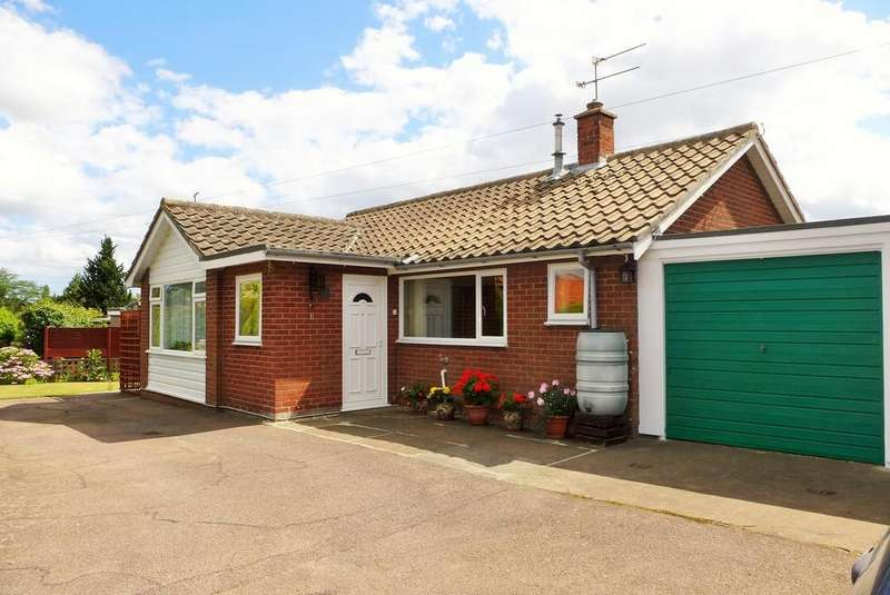 3 Bedrooms Detached Bungalow for sale in Hales, Norwich