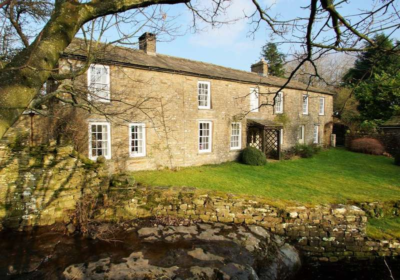 5 Bedrooms Detached House for sale in Mill Gill House, Askrigg, Leyburn, DL8 3HR
