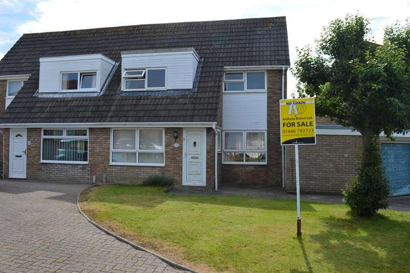 3 Bedrooms Semi Detached House for sale in Cardigan Crescent, Llantwit Major, Vale of Glamorgan CF61