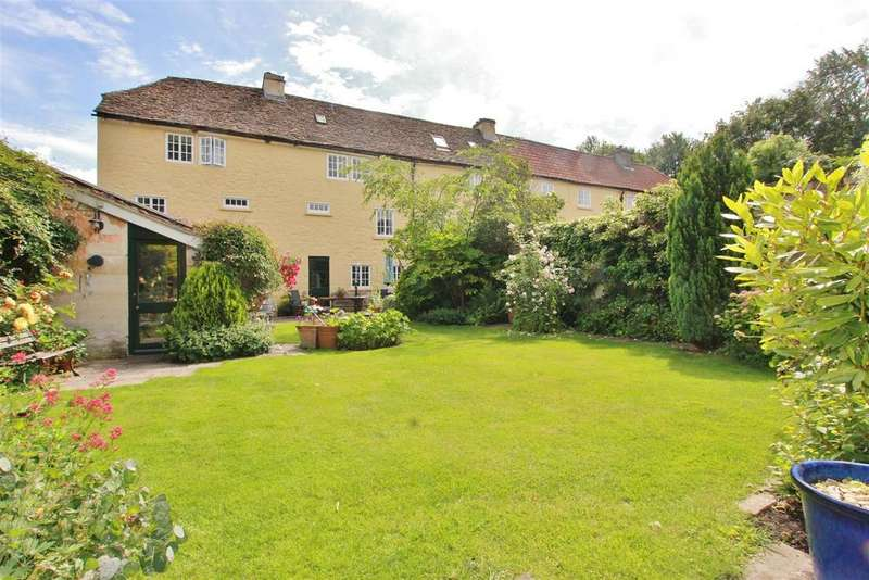 4 Bedrooms End Of Terrace House for sale in Ancliff Square, Avoncliff, Bradford-on-Avon